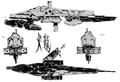 Concept Art - Godzilla Final Wars - Karyu 1