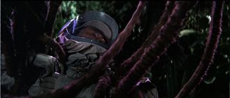 The Vampire Plant as it is seen in Mothra (click to enlarge)