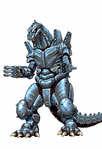 File:Concept Art - Godzilla Against MechaGodzilla - Kiryu 12.png