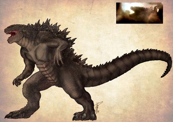 File:Godzilla 2014 fan art by psychocide-d5fl0lk (1).jpg