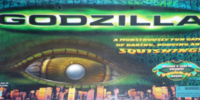 Godzilla (1998 Board Game)