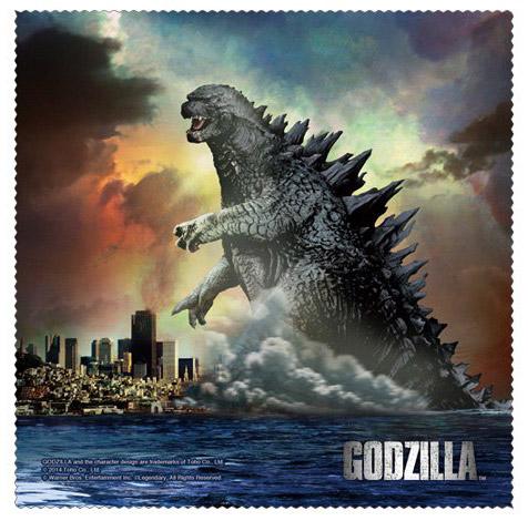 File:Godzilla 2014 Merchandise - Microfiber cloth.jpg