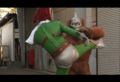 Greenman battles Jilarji