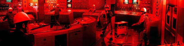 File:Godzilla 2014 Art of Destruction Concept Art - Red Control Room.jpg