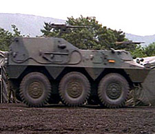 Type 82 Command Vehicle