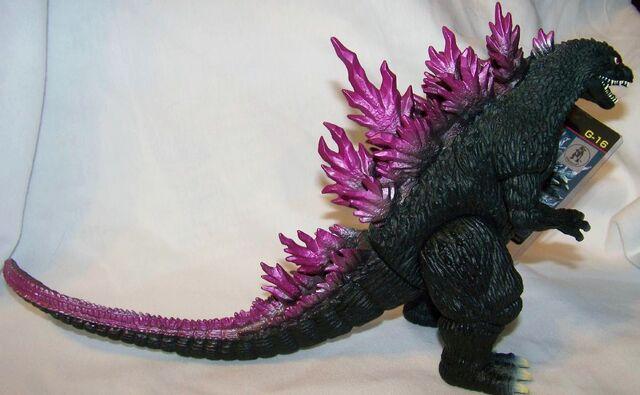 File:Bandai Japan Toho Kaiju Series - Godzilla 1999.jpg