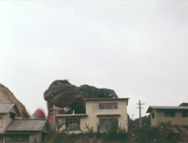 File:Go! Godman - Episode 6 Godman vs. Gorosaurus - 22 - I hope you enjoyed the ride, come again!.png