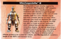 Mechagodzilla 2 Unleashed manual