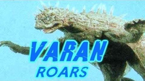 Varan Roars