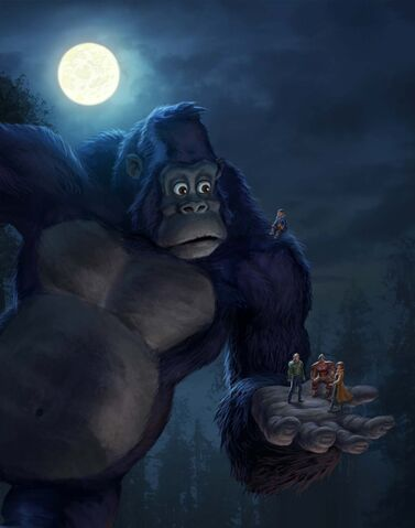 File:Kong - King of the Apes art.jpg