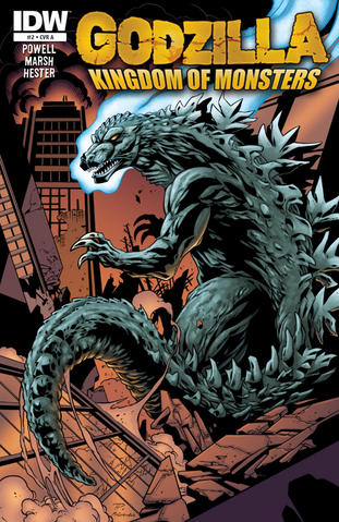 File:KINGDOM OF MONSTERS Issue 2 CVR A.png