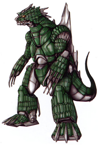 File:Concept Art - Godzilla Against MechaGodzilla - Kiryu 1.png