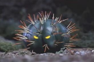 Gororin as it is seen in Godzilla Island