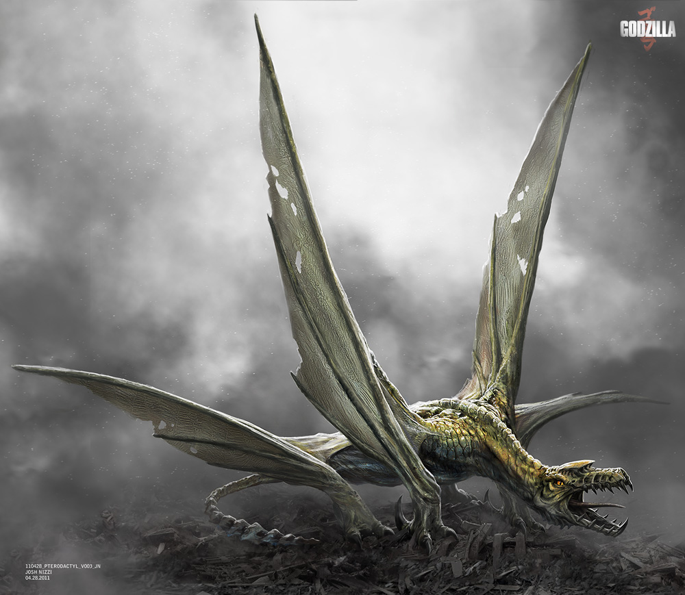 Anguirus Concept Art Image - Concept Art - ...