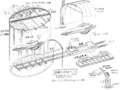 Concept Art - Godzilla Final Wars - Gotengo Docking Bay 1