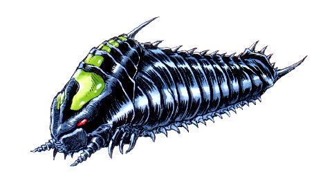 File:Concept Art - Godzilla vs. Mothra - Battra Larva 11.png