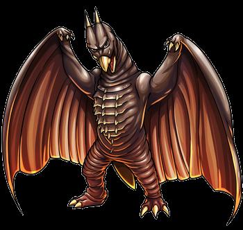 File:Godzilla X Monster Strike - Rodan.png