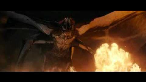 Godzilla (2014 film) - MUTO (Male) SFX