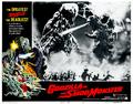 Godzilla vs. Hedorah Lobby Card United States 3