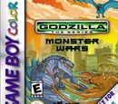 Godzilla – Die Serie: Monster Wars (Videospiel)