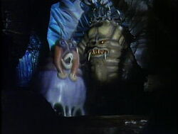 Greenman - Monsters - Maoh & Cretin