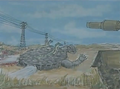 Gamera vs. Garasharp Storyboard 8