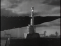 Godzilla Raids Again - 19 - It was nice knowing you little lighthouse