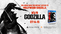 Godzilla PS4 Pre-Order Now