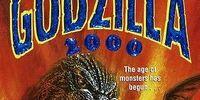 Godzilla 2000 (Book)