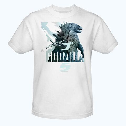 File:Godzilla 2014 Merchandise - Clothes - Godzilla and Plane White Shirt.jpg