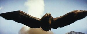 The SanDaikaijuRado as it is seen in Ghidorah, the Three-Headed Monster