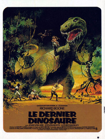 File:The Last Dinosaur - Posters - France.jpg