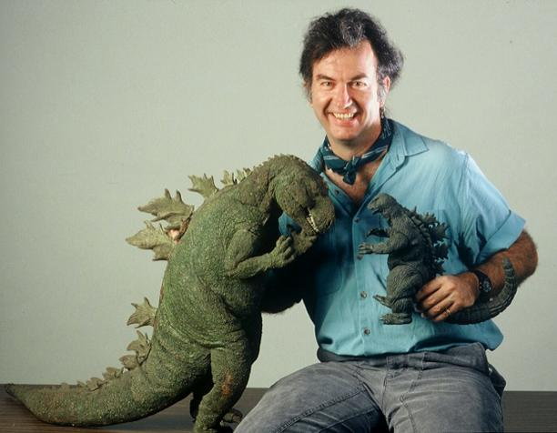File:William Stout and Godzillas.jpg