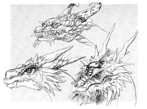 File:Concept Art - Yamato Takeru - Orochi Head 2.png