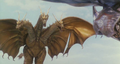 Grand Armor King Mothra Ghidorah Leo