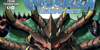Godzilla: Rulers of Earth Issue 20