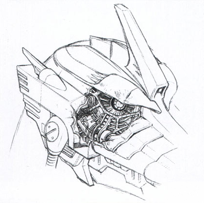 File:Concept Art - Godzilla Tokyo SOS - Kiryu Damaged Eye 2.png