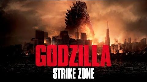 Godzilla Strike Zone -- Video Game Trailer