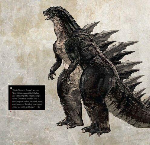 File:Concept Art - Godzilla 2014 - Godzilla 10.jpg