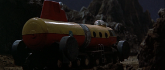Moon All Terrain Vehicle