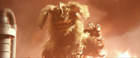 Godzilla Final Wars - 2-4 King Caesar