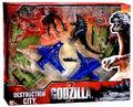 Godzilla 2014 Toys - Godzilla Destruction City