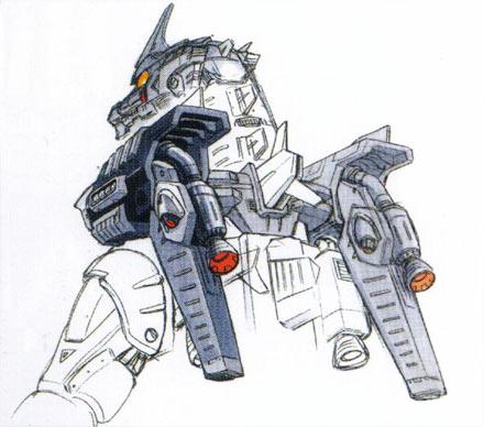 File:Concept Art - Godzilla Tokyo SOS - Kiryu Rocket Launcher 2.png