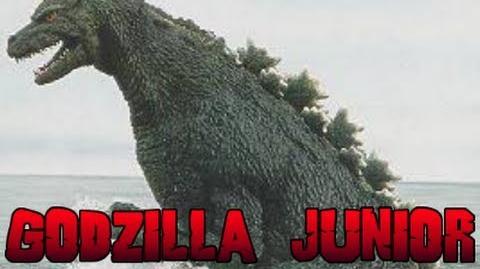 Godzilla Junior Roars (Godzilla vs