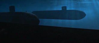 Ohio Class Nuclear-Powered Sub