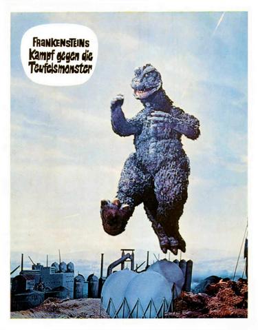 File:Godzilla vs. Hedorah Lobby Card Germany 3.png