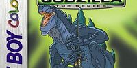 Godzilla: The Series (Gameboy)