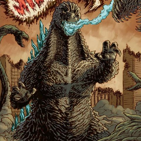 File:Godzilla Cataclysm Issue 1 - Godzilla.png