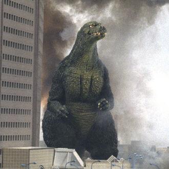 Godzilla Junior en Godzilla vs. Destoroyah (click to enlarge)