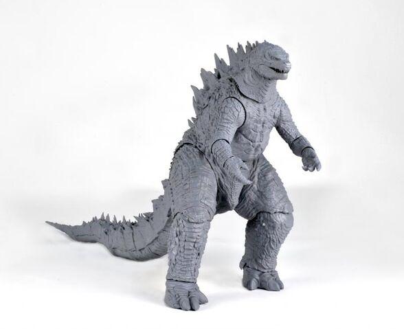 File:NECA Godzilla 2014 Non-Painted 1.jpg